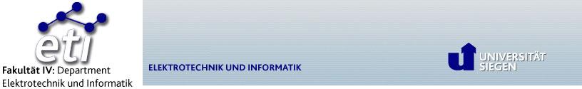 Department Elektrotechnik und Informatik (Dekanat)