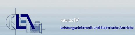 Leistungselektronik und Elektrische Antriebe