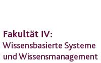 Fachgruppe Wissensbasierte Systeme
